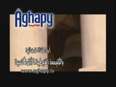 Aghapy TV (Eutelsat 7 West A - 7.0°W)