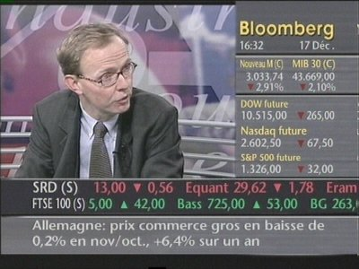 Bloomberg TV France