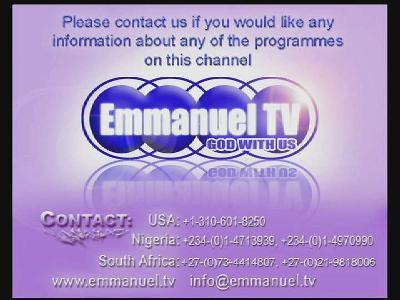 Emmanuel TV: New PIDs (SES 4) - Crosat - News from the entertainment