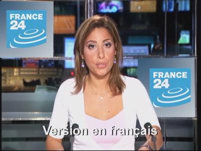 France 24 (en Français) (Intelsat 21 - 58.0°W)