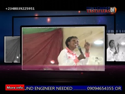 Holyghost Testifiers Television