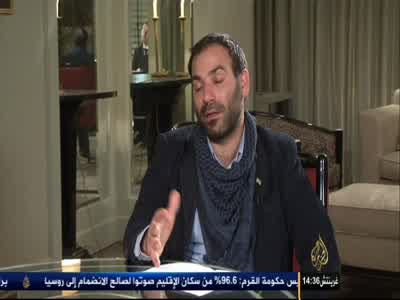 Al Jazeera Satellite Channel (Nilesat 201 - 7.0°W)