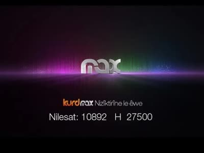 Kurdmax TV (Eutelsat 7 West A - 7.0°W)