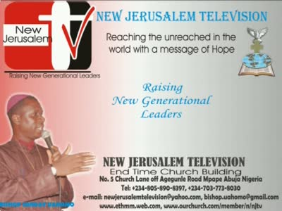 New Jerusalem TV