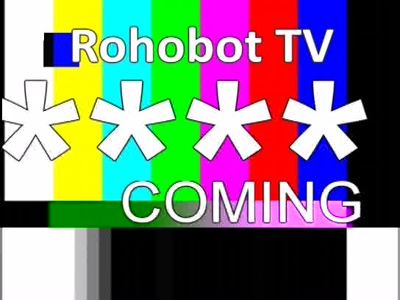 Rohobot TV