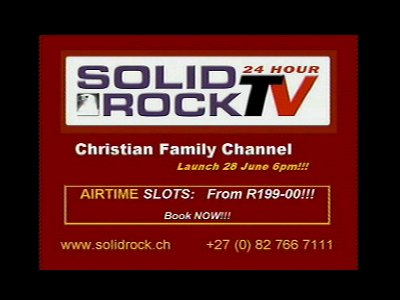 Solid Rock TV
