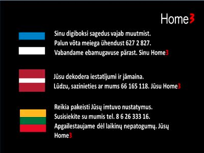 Home3 Info Banner