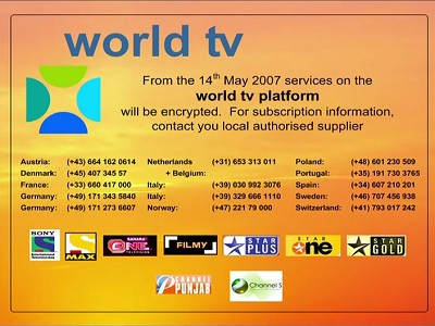 World TV promo